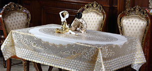 Lace Table Cover